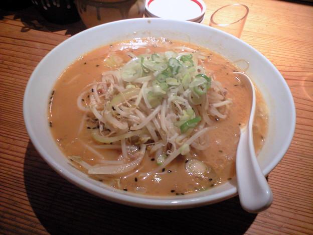 085「拉麺屋神楽 錦町店」札幌味噌ラーメン