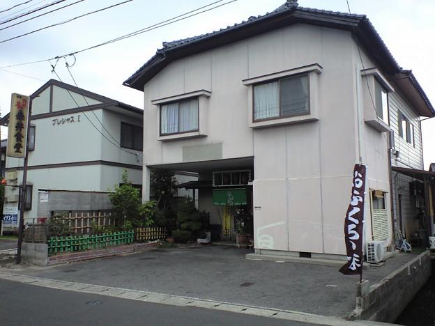 086「赤井食堂」外観
