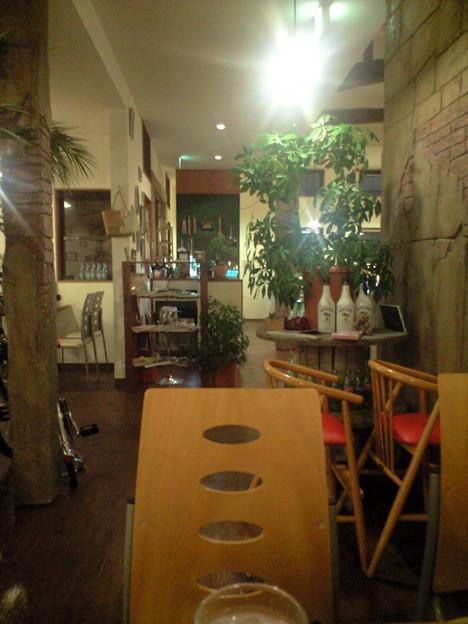 014-2「カフェ&レスト プランツ」店内