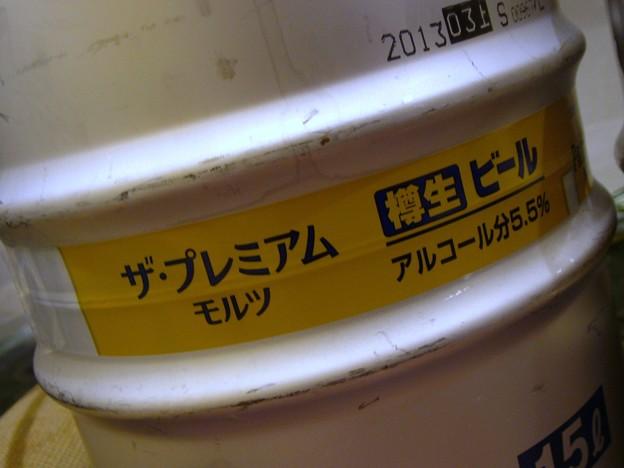 2013.04.19ビアダイニング-樽