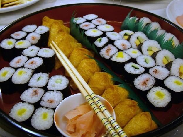 2013.04.27ビアダイニング・お寿司