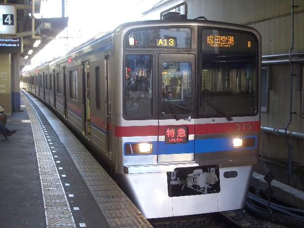 京成本線 特急成田空港行 CIMG9206