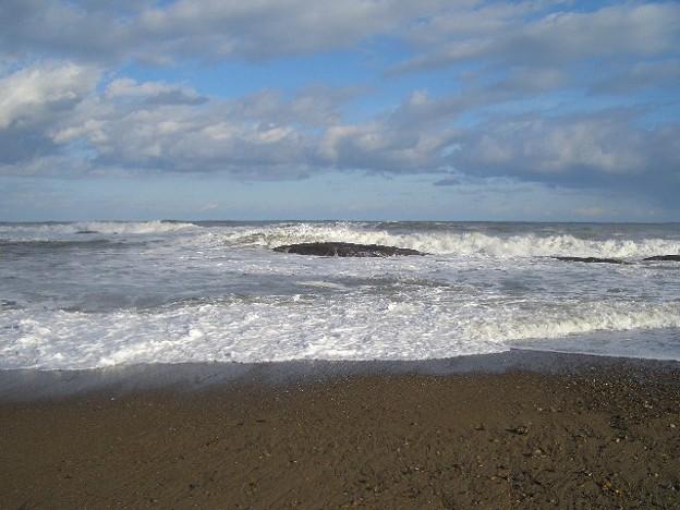 大洗海岸 海その322 CIMG4585
