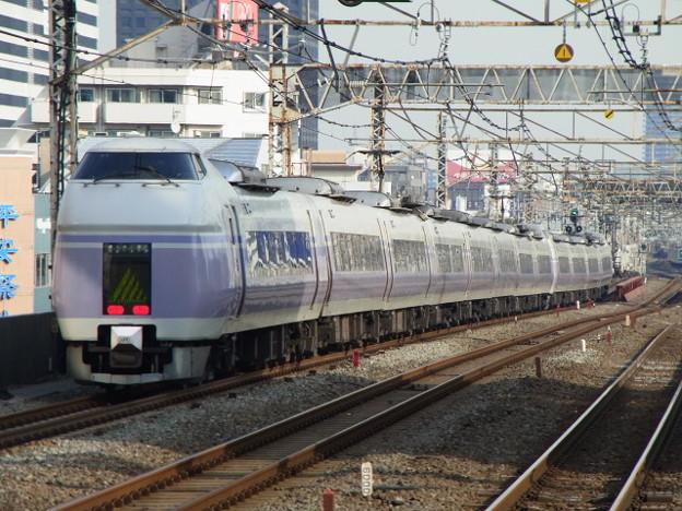 中央本線 特急スーパーあずさ新宿行 RIMG0170