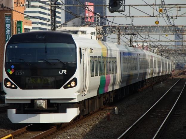 中央本線 特急かいじ甲府行 RIMG0172