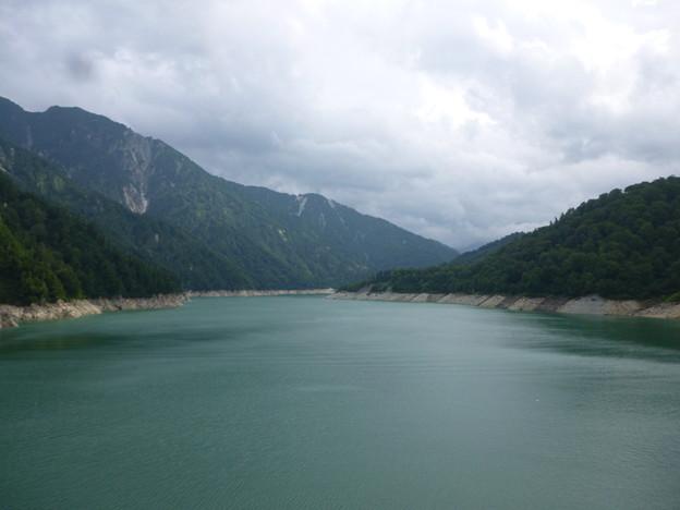 Photos: 晴れた黒部湖2