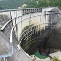 黒部ダムの威容1