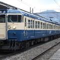 写真: 中央本線115系300番台 M8編成
