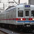 京成3300形 3348F(こち亀ラッピング車)