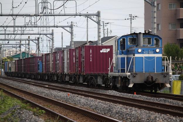京葉臨海鉄道KD60 3
