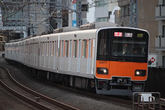 東上線50070系 51077F