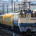 Photos: EF65 2121+銀座線1000系 1110F+ヨ8925 甲種輸送