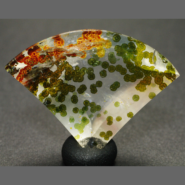 正体不明の小花水晶その2