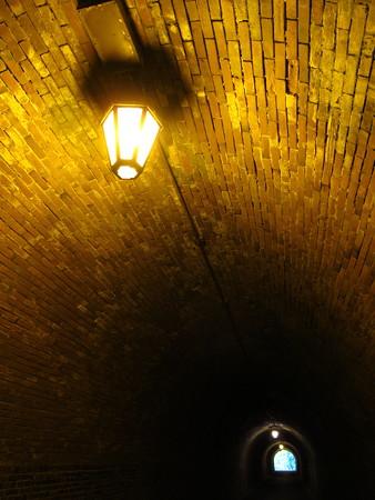 宇津ノ谷 明治のトンネル内4