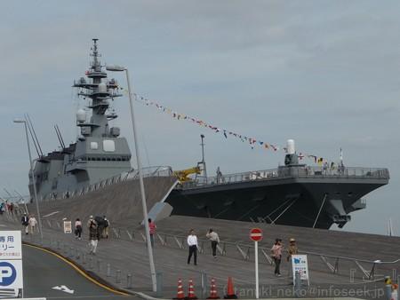 121012-大桟橋 海自観艦式 (5)