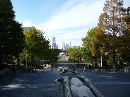 121115-紅葉 山下公園通り (52)