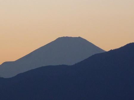 130101-富士山(夕) (4)