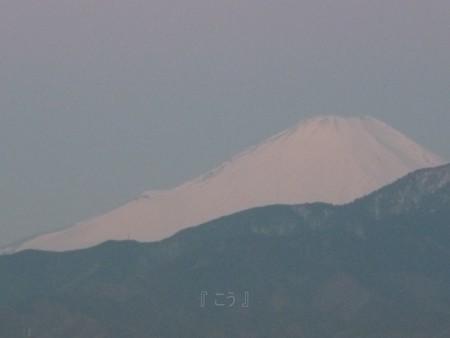 130129-富士山とお月さん (4)