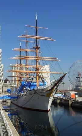 130201-帆船日本丸 (6)