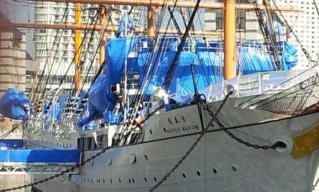 130201-帆船日本丸 (8)