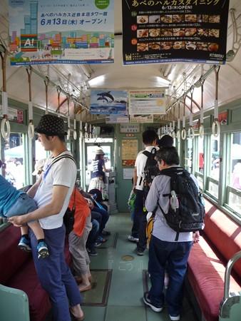 130608-阪堺電車 最古車 (12)