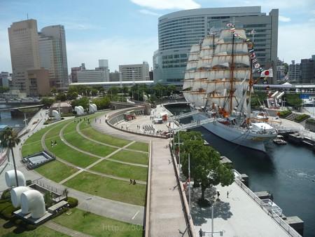 130715-帆船日本丸 総帆展帆 (38)