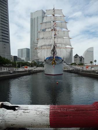 130715-帆船日本丸 総帆展帆 (53)