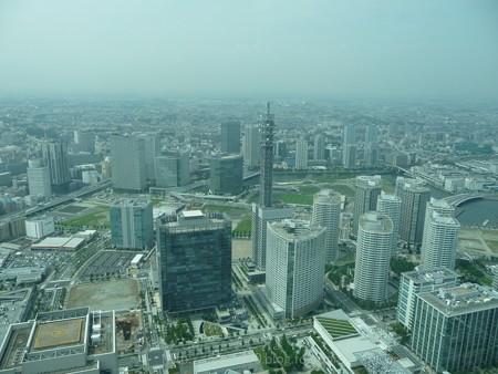 130716-ランドマークタワー展望台 北西 (1)