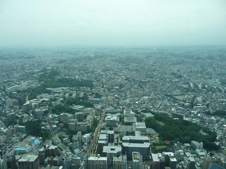 130716-ランドマークタワー展望台 南西 (1)