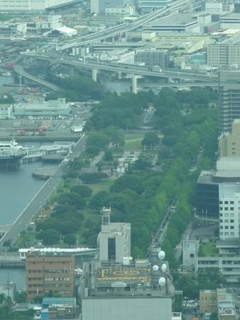 130716-ランドマークタワー展望台 南東 (49)