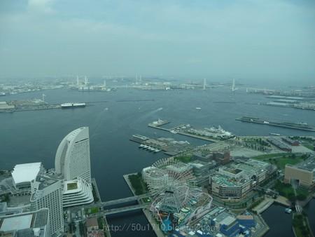 130716-ランドマークタワー展望台 北東 (1)