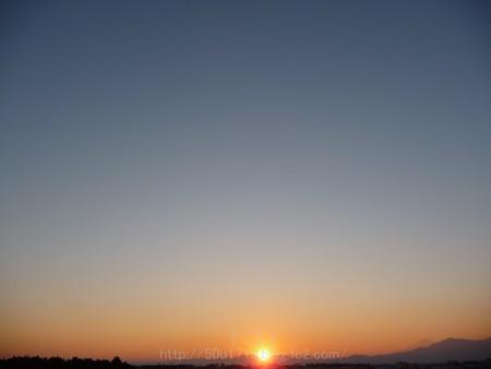 13<br />1231-夕焼けと富士山 (1)