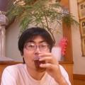 Photos: とんかつ屋にて