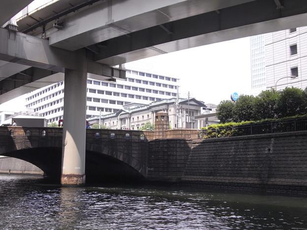 常盤橋と日本銀行