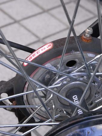 ブレーキ 音 自転車
