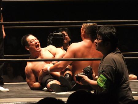 DDT 武道館ピーターパン 〜DDTの15周年、ドーンと見せます超豪華4時間SP!〜  日本武道館 (10)