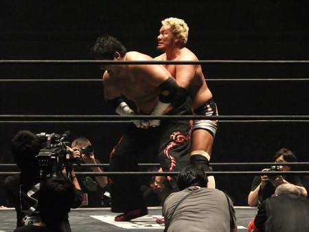 DDT 武道館ピーターパン 〜DDTの15周年、ドーンと見せます超豪華4時間SP!〜  日本武道館 (13)