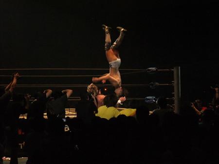 DDT 武道館ピーターパン 〜DDTの15周年、ドーンと見せます超豪華4時間SP!〜  日本武道館 (22)