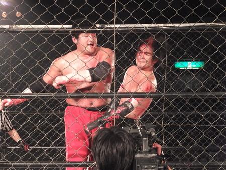 大日本プロレス BIGJAPAN DEATH VEGAS  横浜文化体育館 20131104 (24)