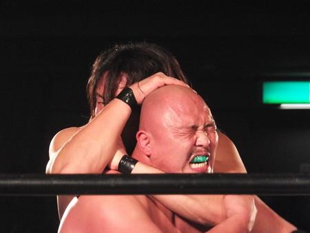 大日本プロレス BIGJAPAN DEATH VEGAS  横浜文化体育館 20131104 (1)
