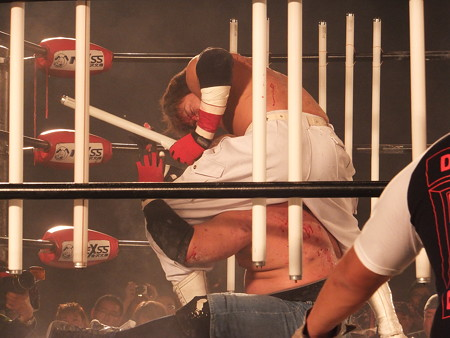 大日本プロレス BIGJAPAN DEATH VEGAS  横浜文化体育館 20131104 (4)