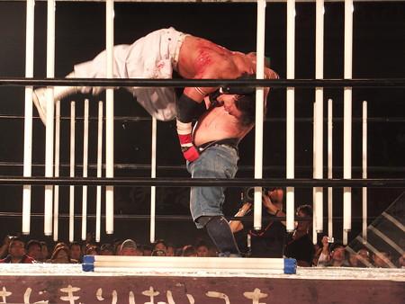 大日本プロレス BIGJAPAN DEATH VEGAS  横浜文化体育館 20131104 (5)
