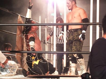 大日本プロレス BIGJAPAN DEATH VEGAS  横浜文化体育館 20131104 (7)