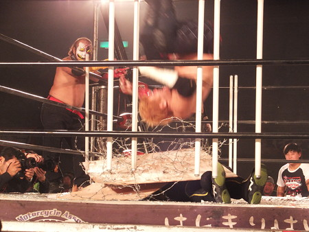 大日本プロレス BIGJAPAN DEATH VEGAS  横浜文化体育館 20131104 (8)