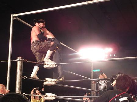 大日本プロレス BIGJAPAN DEATH VEGAS  横浜文化体育館 20131104 (9)