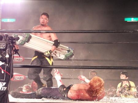 大日本プロレス BIGJAPAN DEATH VEGAS  横浜文化体育館 20131104 (10)