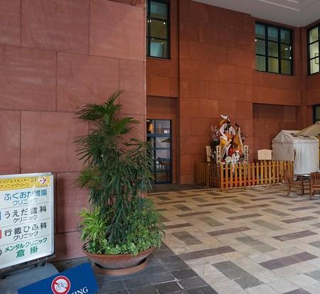 03 博多祇園山笠 2013年 東流 舁き山 天女降臨払暗雲 写真01