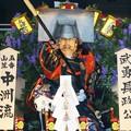 Photos: 10 博多祇園山笠 2013年 中洲流 舁き山 武勇長政公 ぶゆうながまさこう 写真05