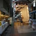Photos: 2013年7月15日 博多祇園山笠 追い山 写真04大黒流の舁き山もすでに出動