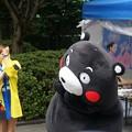 Photos: 2013年7月26日 福岡市役所ふれあい広場 山鹿市観光物産展 山鹿灯籠まつり くまモン24